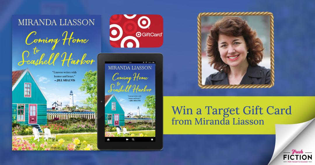 Miranda Liasson is giving away a Target gift card!