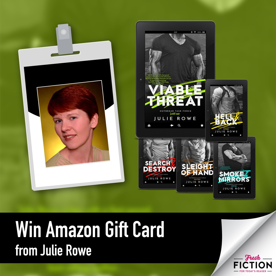 Win a $24 egift card from Amazon   (WW with some exceptions) Giveaway Image