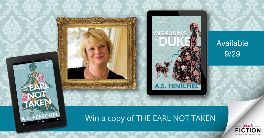 Get Ready for a new Wallflowers of West Lane from A.S. Fenichel