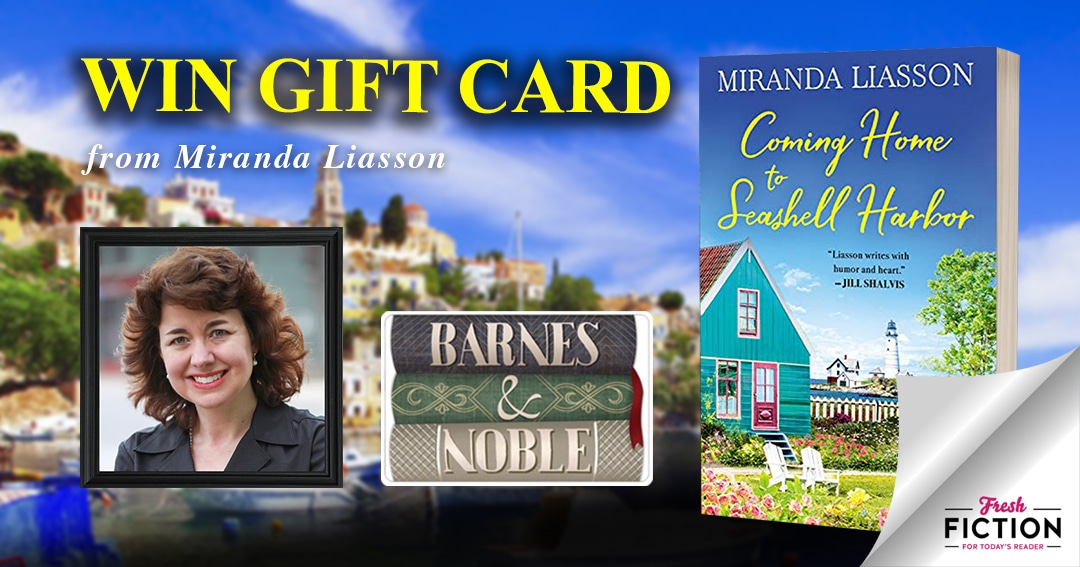 Are you prepared for 2021? Miranda Liasson is giving away a BN gift card!