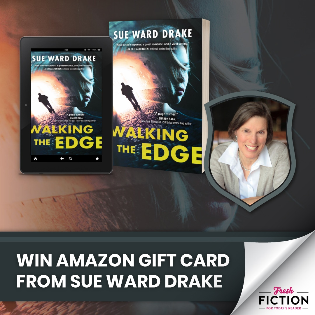 Sue Ward Drake - Win a $20 Amazon Gift Card!  Exclusions Giveaway Image