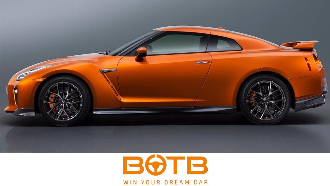 BOTB - Win a GTR