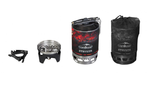 Win a Camp Chef Stryker camp stove Giveaway Image