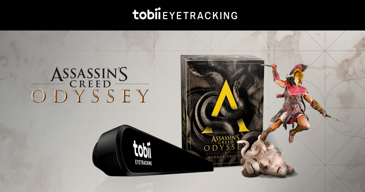 Tobii Eye Tracker 4C Giveaway
