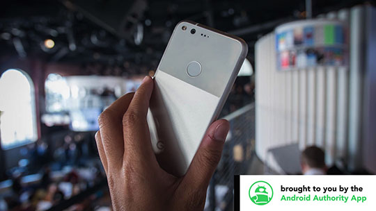 Google Pixel International Giveaway!