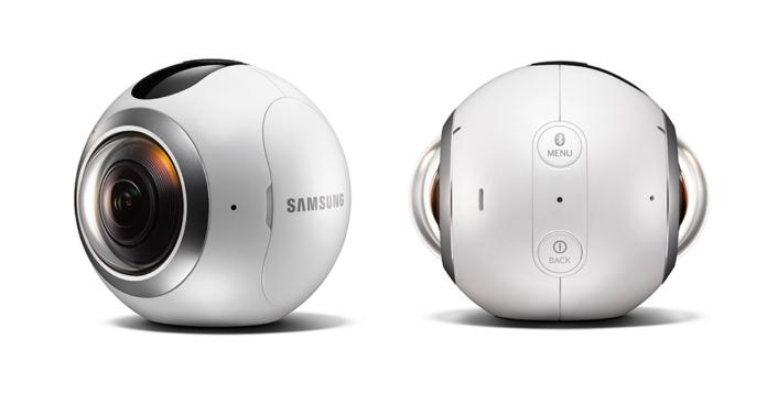 أكسب كاميرا سامسونج جير 360 لتصوير صور 360 و فيديو 360