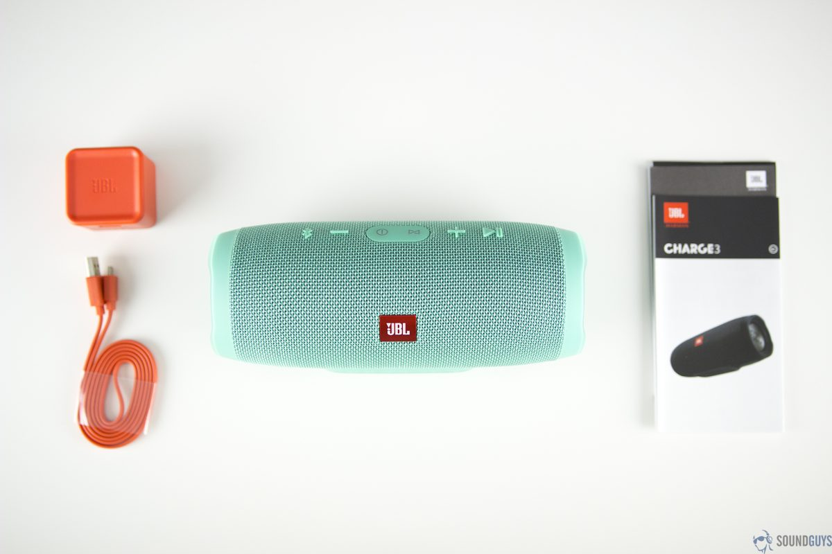 JBL Charge 3 International Giveaway!