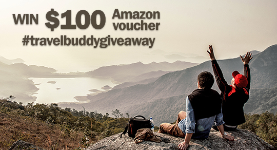 Travel Buddy Giveaway