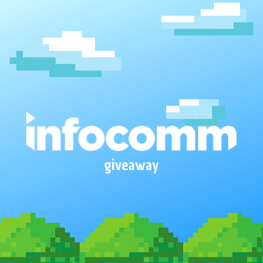 InfoComm PTZOptics Camera (1500$ Valued) Giveaway Image