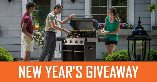 Win a 420 Broil Barons Grill from Waltone Meat Giveaway Image