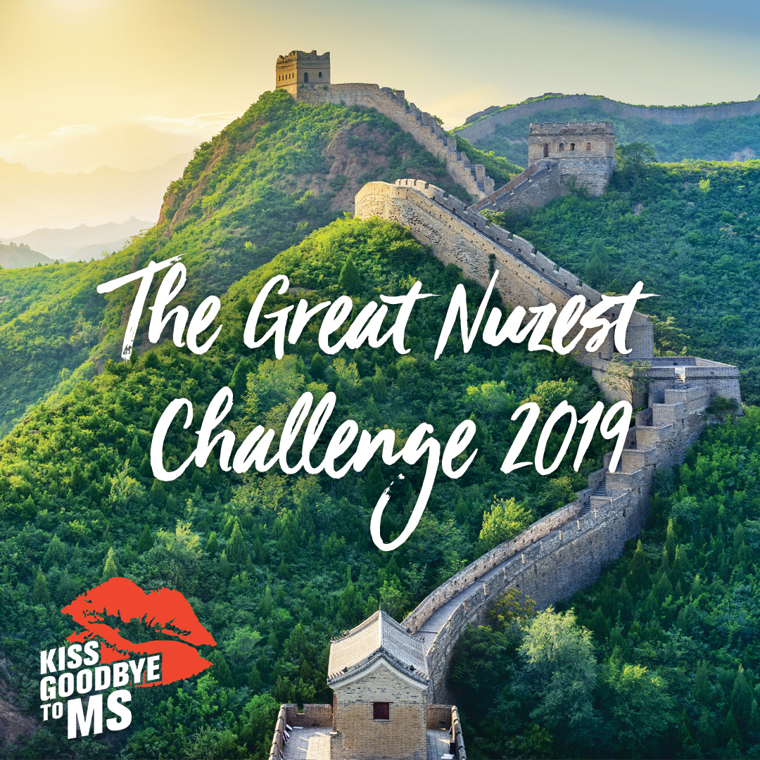 Win $4000 trip to the Great Wall of China!! Giveaway Image