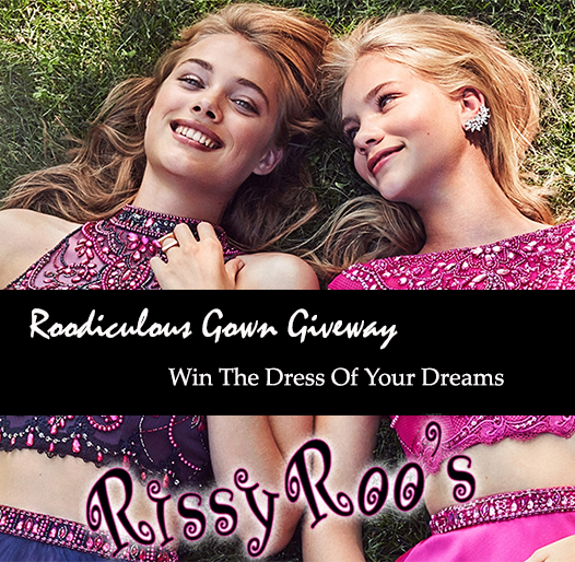 The Roodiculous Gown Giveaway!