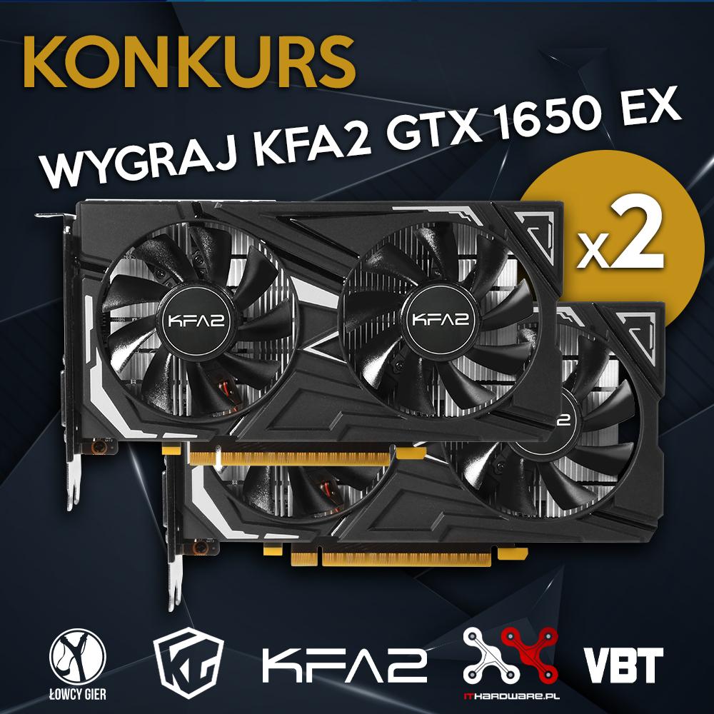 Win a 2x GTX 1650 EX Giveaway Image