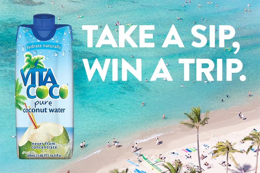 Enter for your chance to win a $15,000 cash prize for your ideal getaway!