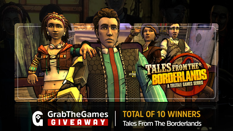 10 Tales From The Borderlands Steam Keys<