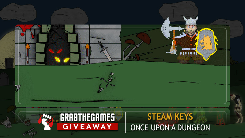 Free Steam Keys Once upon a Dungeon<