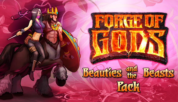 Free Steam Keys Forge Of Gods The Beauties and the Beasts <