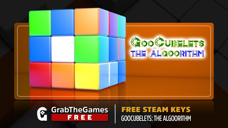 Free Steam Keys GooCubelets: The Algoorithm <