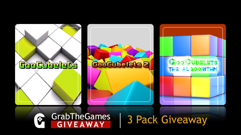 Free Steam Keys GooCubelets Pack<