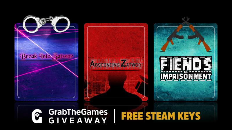 Free Steam Keys For 3 Games<
