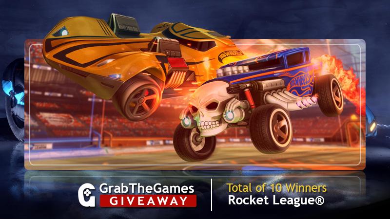 Free Steam Keys Rocket League <