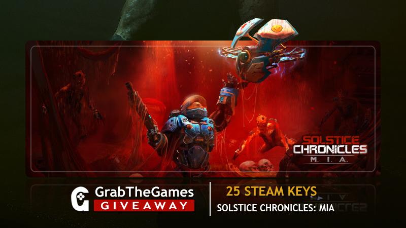 Free Steam Keys Solstice Chronicles: MIAs <