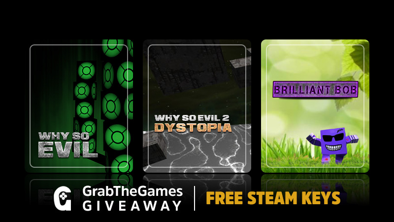 Free Steam Keys For 3 Games<
