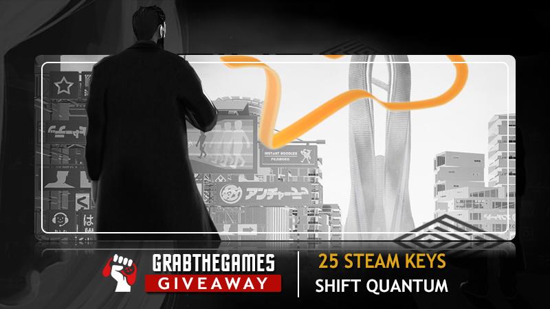 Free Steam Keys Shift Quantum<