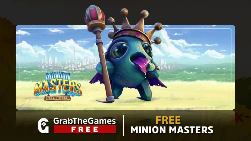 Free Steam Keys Minion Masters <