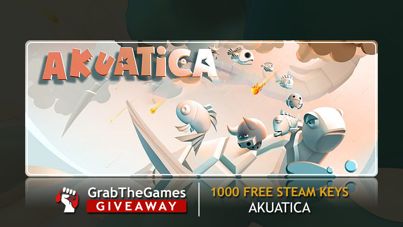 Free Steam Keys Akuatica<