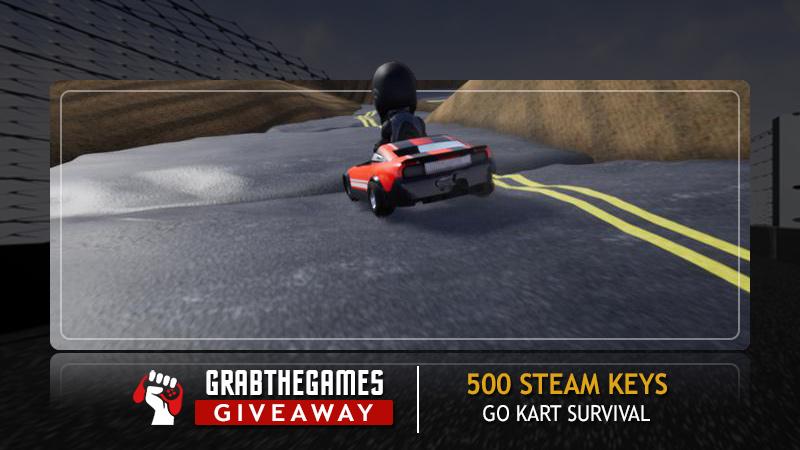 500 Go Kart Survival Steam Keys Giveaway<