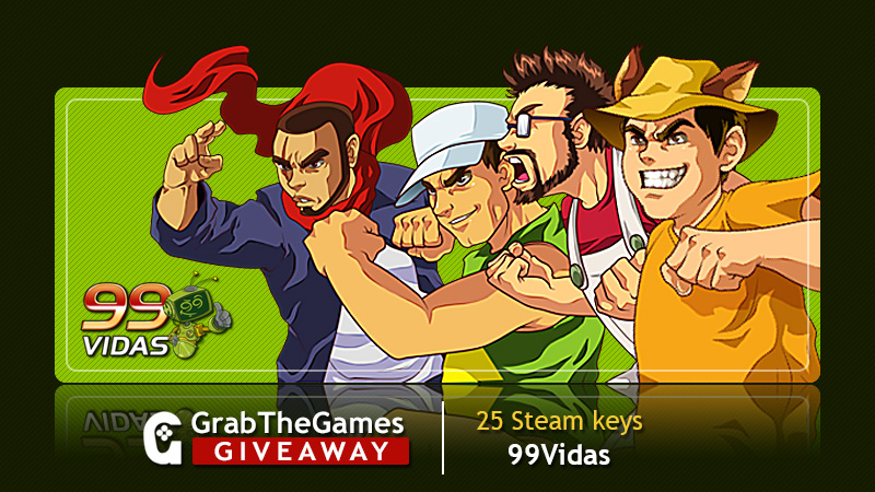 25 99Vidas Steam Keys Giveaway<