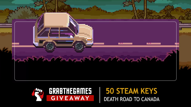 50 Death Road To Canada Steam Keys Giveaway<