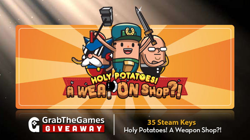 35  Holy Potatoes! A Weapon Shop?! Steam Keys <
