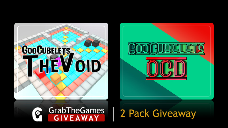 Free Steam Keys GooCubelets OCD and The Void<