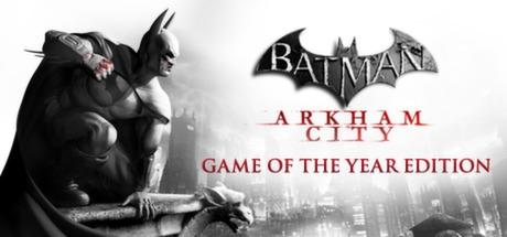 25 Batman: Arkham City GOTY Steam Keys <