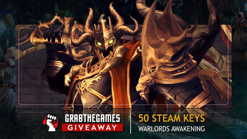 Free Steam Keys Warlords Awakening<