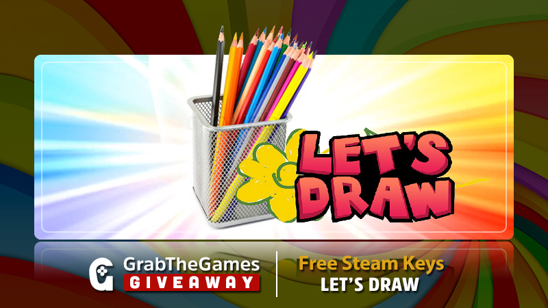 Free Steam Keys Lets Draw <