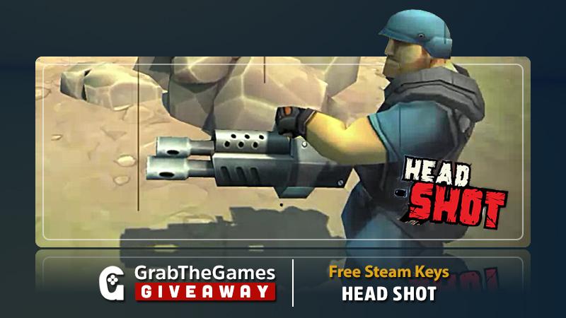 Free Steam Keys for Head Shot <