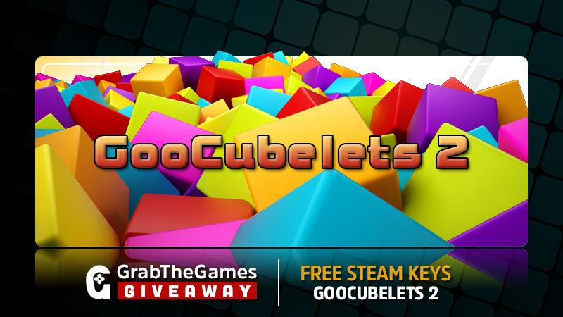 Free Steam Keys GooCubelets 2<