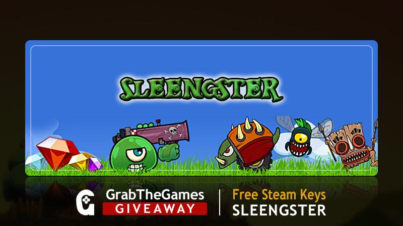 Free Steam Keys Sleengster<