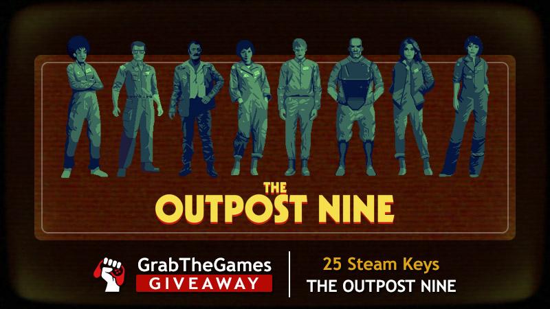 Free Steam Keys The Outpost Nine: Episode 1<