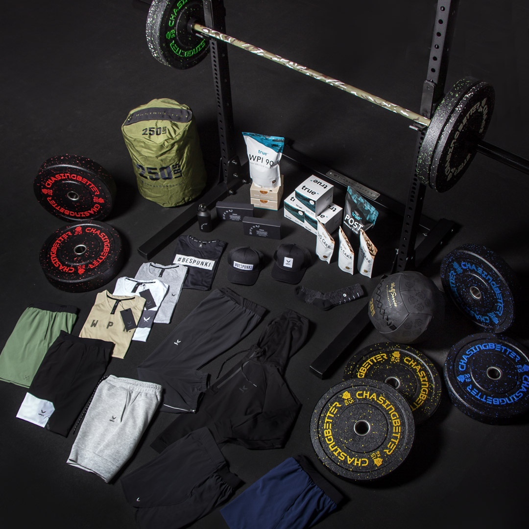 WIN the ultimate home fitness pack ?Valued at over $5000 Giveaway Image