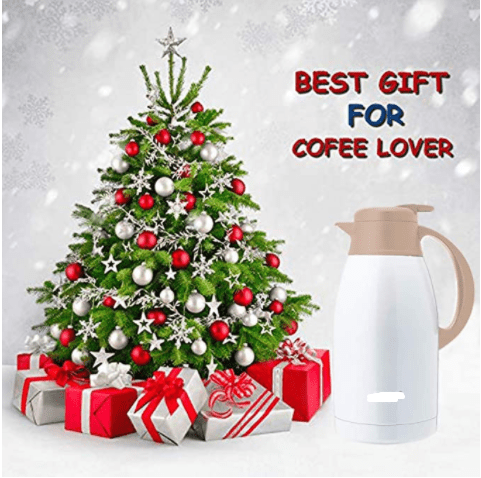 new stylish thermal coffee carafe! 2 winners! Giveaway Image