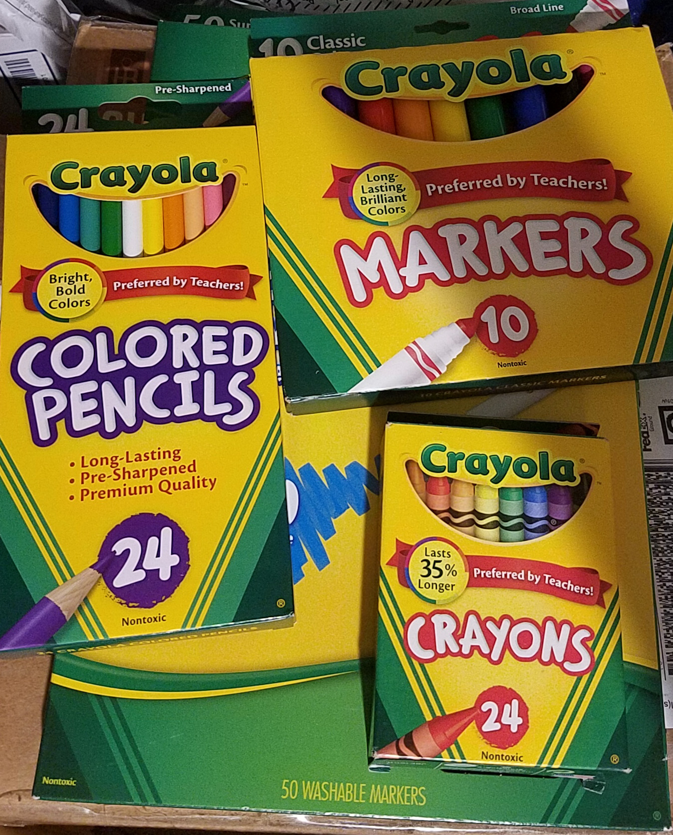 Win a Crayola Fall Essentials Giveaway Pack!