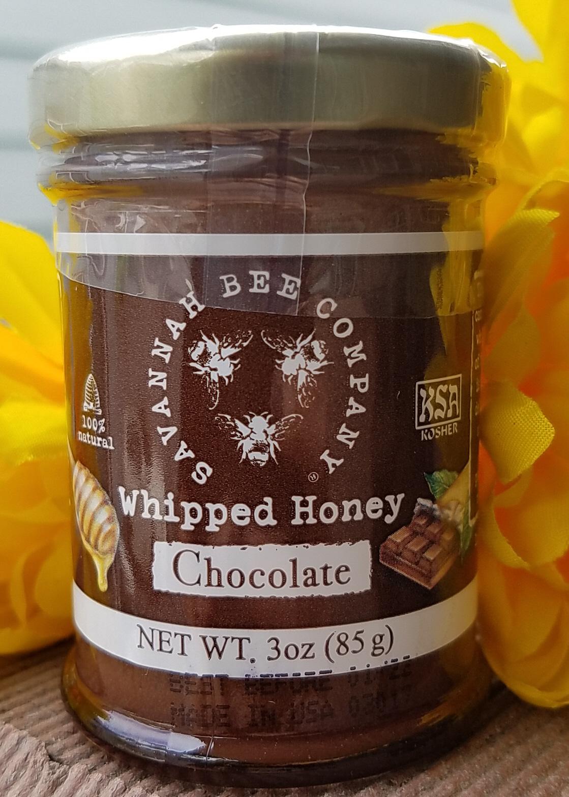 Win a jar of Savannah Bee Whipped Honey Chocolate