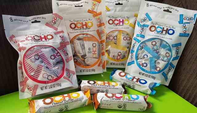 Win an Ocho Chocolate Pack for Your Numero Uno
