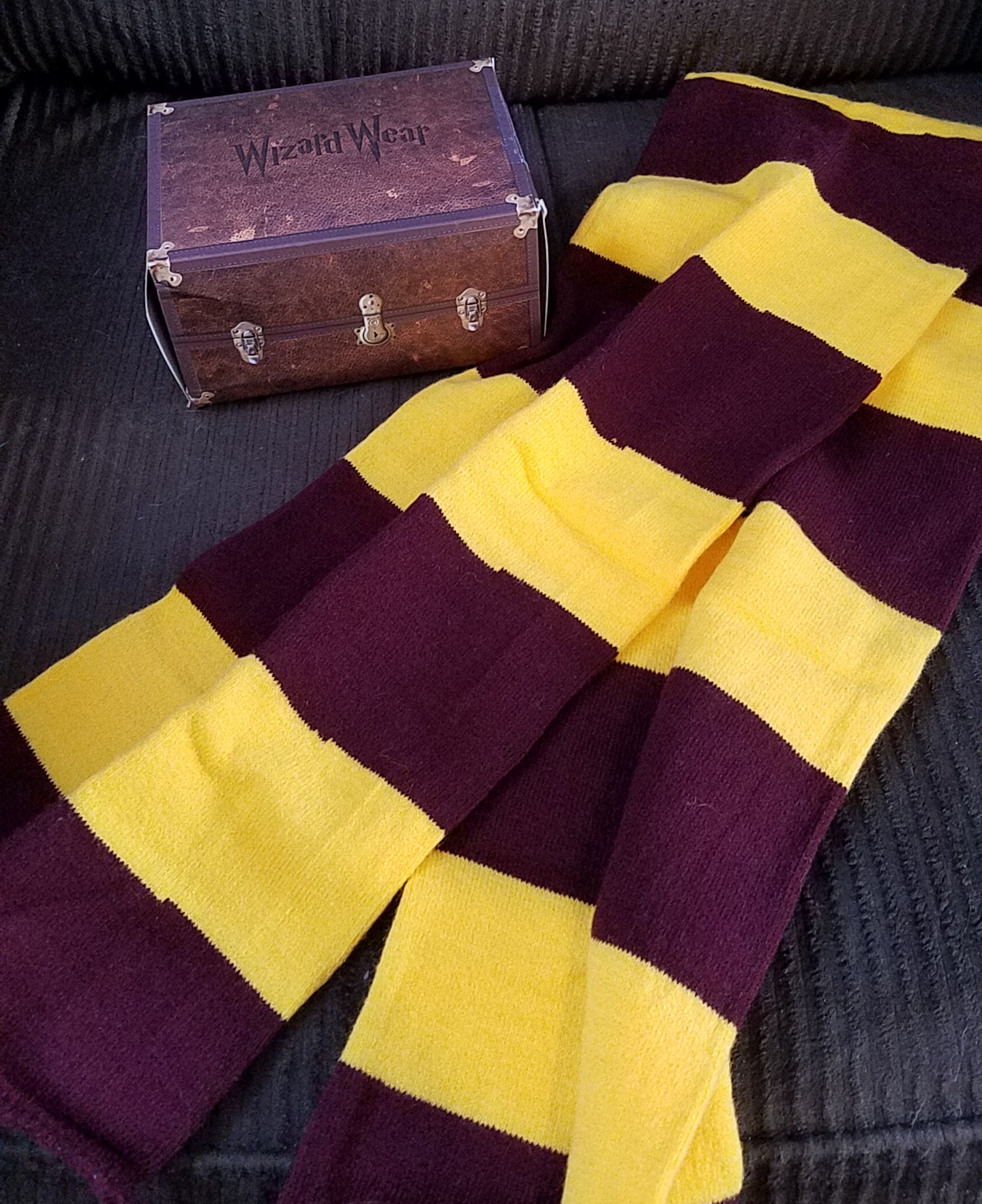 Win a Harry Potter Themed Scarf