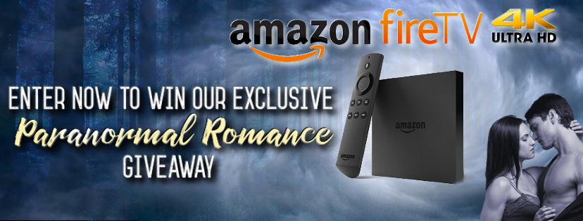 Win an Amazon Fire TV Streaming Media Player with Alexa Remote!
