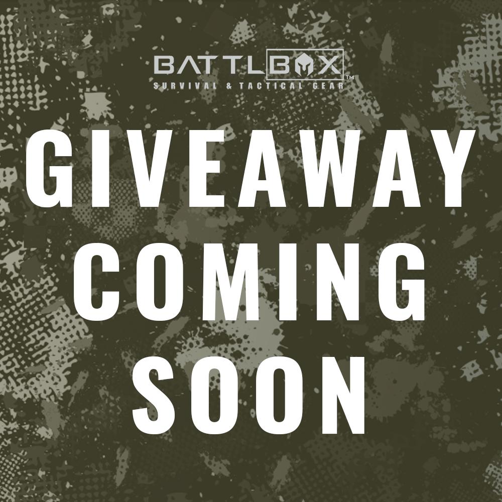 BattlBox December Giveaway Giveaway Image
